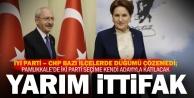 İyi Parti  CHP ittifakı: İki parti de kendi adayıyla seçime girecek