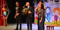 """Sarayköy'de tiyatro: """"Bir proje bir hayatı değiştirebilir"""""""
