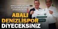 Abalıoğlu Yağdan Denizlispora isim ve forma sponsorluğu