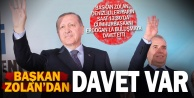 Başkan Osman Zolan#039;dan Cumhurbaşkanı Erdoğan daveti