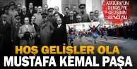 Büyük Önder Atatürk#039;ün Denizli#039;ye gelişinin 88. yılı