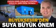 Büyükşehir DESKİ#039;den Denizli#039;ye 76 içme suyu deposu