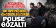 Denizli#039;de uyuşturucu operasyonu: 1#039;i polis, 12 gözaltı
