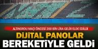 Denizlispor#039;da dijital bereket