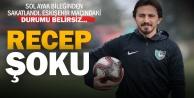 Denizlispor#039;da Recep şoku