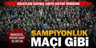 Denizlispor Osmanlıspor maçının biletleri satışa çıktı