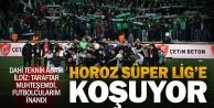 Denizlispor Süper Lig#039;e koşuyor