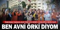 Örki'den 'Denizli türkülü' video