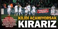 Stresli maç Denizlispor#039;un: Denizlispor-Altınordu: 1-0