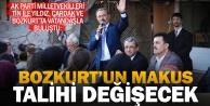 AK Partili Şahin Tin, Çardak ve Bozkurt'ta vatandaşlarla buluştu