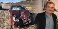 Çamelide otomobiller çarpıştı: 1 ölü, 1 yaralı