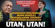 Cumhurbaşkanı Erdoğandan, Akşenerin Denizli mitingindeki sözleri hakkında suç duyurusu