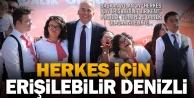 """Herkes İçin Erişilebilir Bir Kent"""" projesi, Türkiyeye örnek olacak nitelikte"""