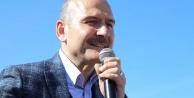 İçişleri Bakanı Soylu Çivrile geliyor