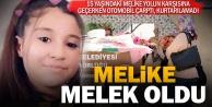 Kazada ölen liseli Melike, gözyaşlarıyla son yolculuğuna uğurlandı