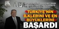 Orhan Abalıoğlu, Türkiyenin örnek iş adamlarından biriydi