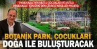 Pamukkale'ye botanik park yapılacak