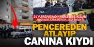 3#039;üncü kat penceresinden atlayan kadın öldü