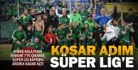 Abalı Denizlispor, Süper Lig#039;e koşuyor