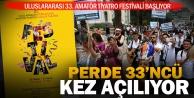 Amatör Tiyatronun Başkenti Denizli'de festival başlıyor