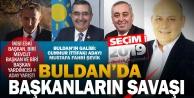 Buldan'da başkanların savaşını Şevik kazandı