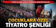 Büyükşehir#039;den çocuklara özel tiyatro şenliği