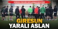 Denizlispor#039;a Giresun uyarısı