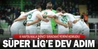 Denizlispor#039;dan Süper Lig#039;e dev adım