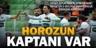Horoz, Giresunda kaptanla güldü: Giresunspor: 0  Denizlispor: 3