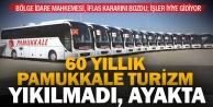 Pamukkale Turizmin iflas kararını üst mahkeme bozdu