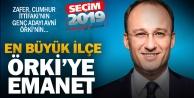 Pamukkale'nin yeni başkanı Avni Örki