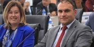 Pamukkale'ye meclisten iki başkan yardımcısı