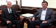 Zeybekciden Başkan Osman Zolana Ziyaret