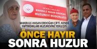 Çallı Erdoğan çifti kendi yaptırdıkları huzurevine yerleşti