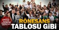 Denizlispor#039;da görkemli şampiyonluk kutlaması