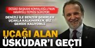DESİAD Başkanı Konyalıoğlu: Havayolu ulaşımı, Denizlinin patolojik sorunu