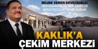 Devecioğlu'ndan Kaklık'a müjde: Bölge çekim merkezi olacak