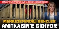 Merkezefendi Belediyesi liseli, imkanı bulunmayan 100 genci Anıtkabir'e götürüyor