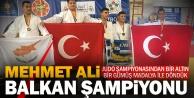 Balkan Şampiyonasından Denizliyi gururlandıran iki madalya