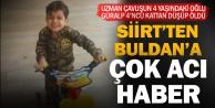 Buldanlı 4 yaşındaki Güralp 4ncü kattan düşüp öldü