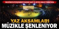 Büyükşehir#039;den 4 gün sürecek yılsonu konserleri