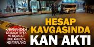 #039;Çay parası#039; kavgasında 2 kişi yaralandı, 7 kişi gözaltına alındı