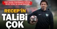 Denizlispor#039;da Recep en gözde isim