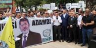 Mursi için Denizli#039;de gıyabi cenaze namazı kılındı