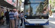 Otobüsler bayramın ilk günü ücretsiz