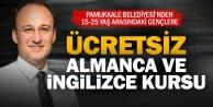 Pamukkale Belediyesi'nden ücretsiz İngilizce ve Almanca kursu