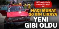 5 bin liralık aracını 30 bin liraya modifiye etti