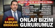 Fortune 500deki 10 Denizliliden 9u DTO Üyesi