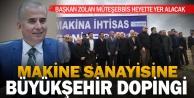 Makine sanayisine Büyükşehir dopingi