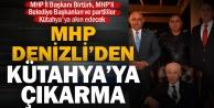 MHP İl Başkanı Birtürk, MHPli Belediye Başkanları ve partililer Kütahya#039;ya akın edecek